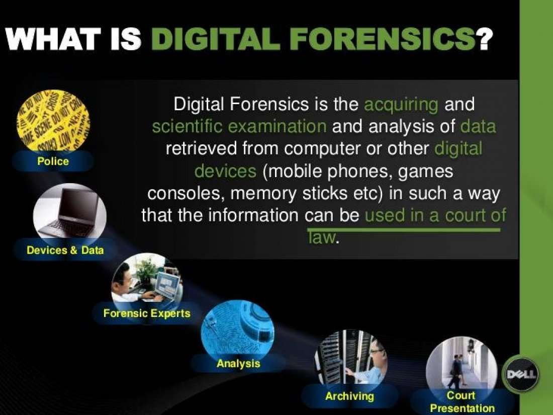 what is digital forensics and what You may have heard of the term before, but what exactly is digital forensics this important field is one that is growing rapidly and helps to maintain the notion of justice for all to learn more, let's take a look at this critical field of public of private justice and fact-finding what is e-crime to begin with, one must first take into.